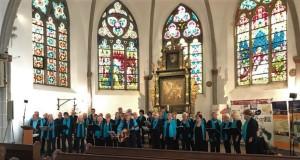 Konzert in der freien Kirche St. Simionis in Minden